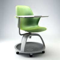3d node chair steelcase