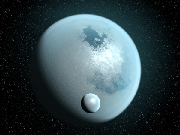 3ds exo planet - Ice Planet... by Galva858