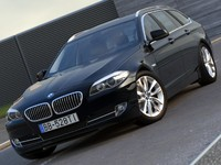 bmw touring 5 3d model
