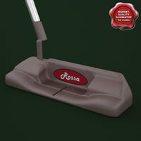 3ds golf stick rossa daytona