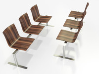Lapalma Thin S23 bench