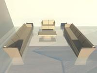 sofa - obj