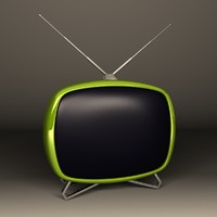 Stylized TV