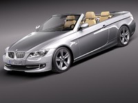 BMW 3 convertible 2011