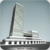 3d max definition building