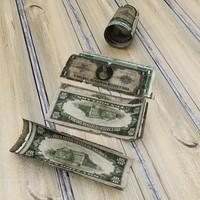 3d model money