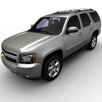 Chevrolet Tahoe LTZ
