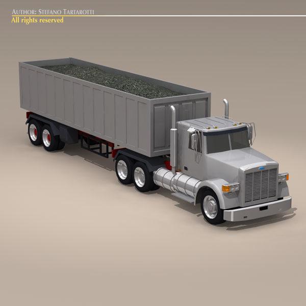 Us construction truck
