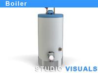 3d model boiler