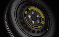 Spare Wheel Rim Tire