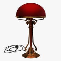 Table Lamp V2