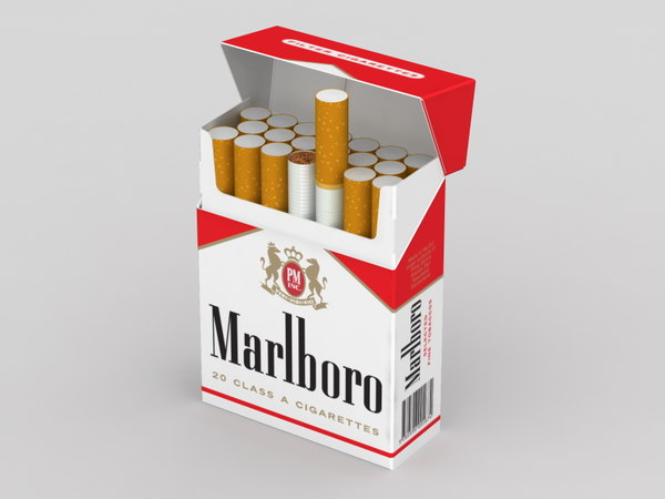 Price of cigarettes Parliament per pack by state