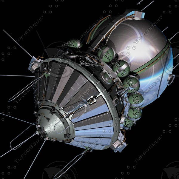 vostok spacecraft - photo #13