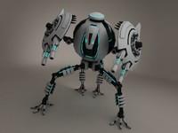 3ds robot tp65