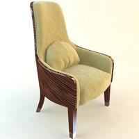 chair details 3d model