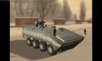 3d model terrex av81 camou