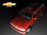 Chevrolet Suburban Mk10