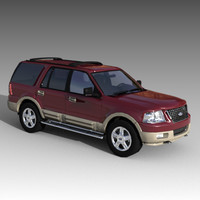 expedition car 3d 3ds