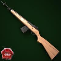 M14 Rifle