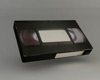 3d model videotape