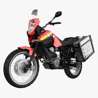 Yamaha XT660Z Tenere 2