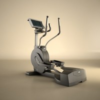 3ds max technogym crossover