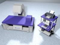 3dsmax hologic bone densitometer