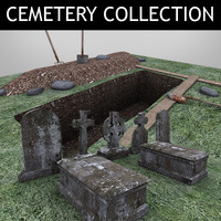 Cemetery Collection Vol.1