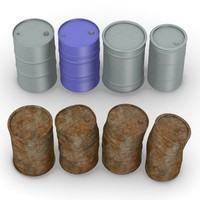 barrels-8pieces