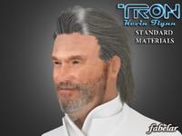 TRON Kevin Flynn STD Mat