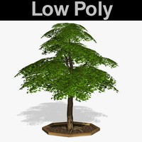 PL Low Poly Tree 64