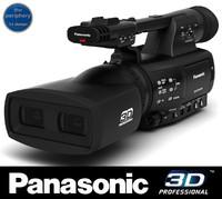 panasonic camera 3d model