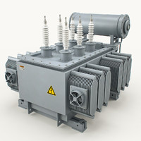 3d transformer power