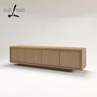 3d model frame cabinet