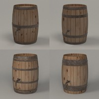 barrel woodsws