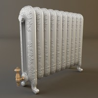 Ornate Antique Radiator