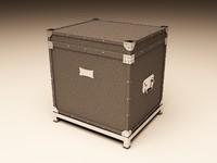 flightcase eichholtz 3d max