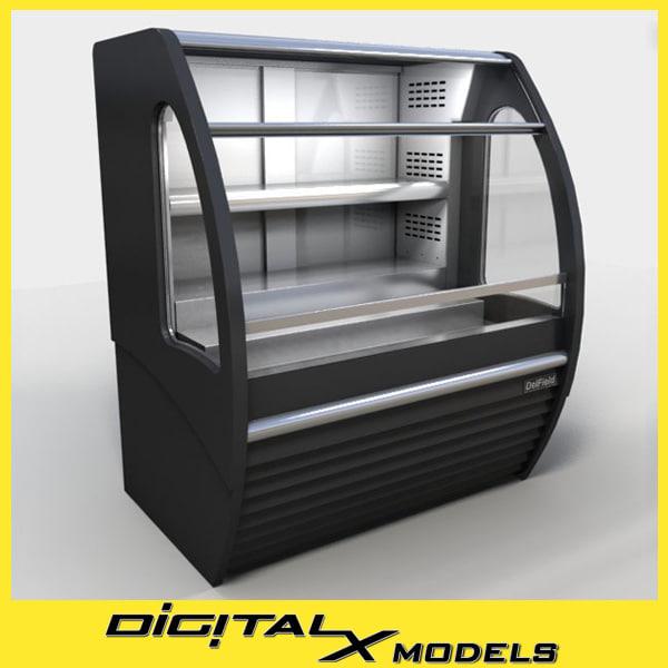 Food Display Cooler