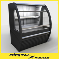 Food Display Cooler