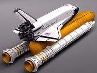max space shuttle spacecraft spaceship