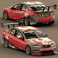 V8 Supercars Holden