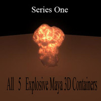 Explosions 5 pack all series 1