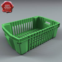 Box Plastic Container