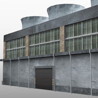 3ds max buildings 01