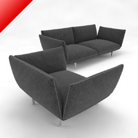 Jalis Sofa & Chair