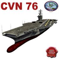 maya uss ronald reagan cvn-76