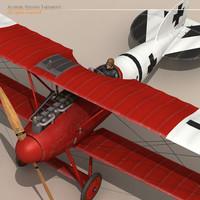 3d albatros d va jasta model