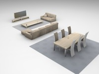 cinema4d furniture