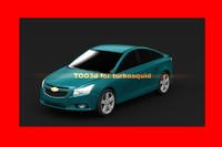 lightwave chevrolet cruze sedan