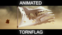 torn flag max